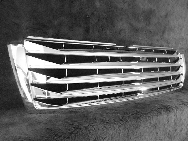 ランクル プラド 150系用 オール クローム メッキ グリル