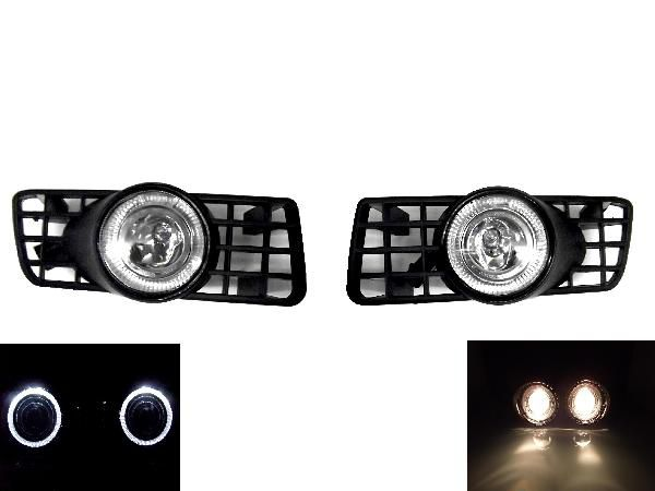 フォード エクスぺディション LED イカリング フォグ ランプ