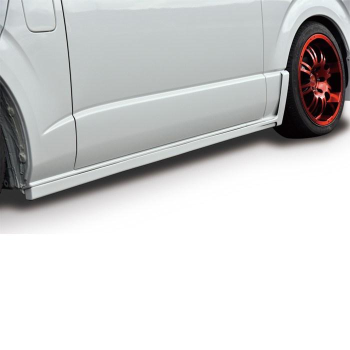 HELIOS アサルト サイドステップ 200系 ハイエース S-GL 標準