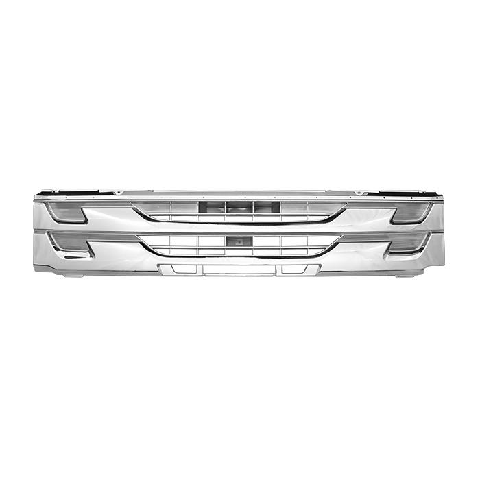 いすゞ 07フォワード 後期 標準キャブ車 オールメッキ フロント グリル H22/5~H26/10