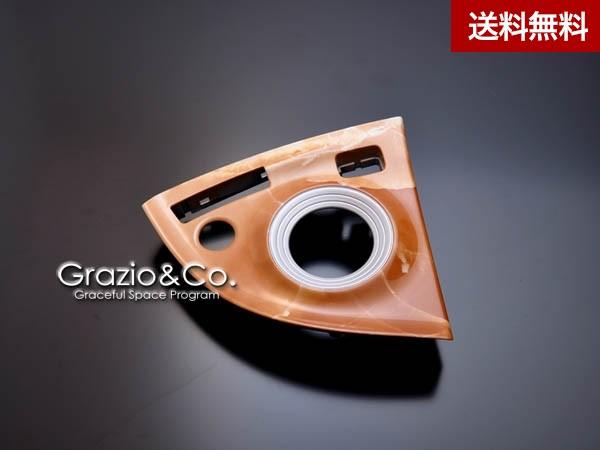 Grazio プリウス ZVW30 ゴールデンカルサイト シフトコンソールカバー