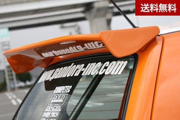 パンドラ EURO TEC- SUZUKI ALTO アルトバン HA23(後期専用)リアウィング |個人宅発送不可