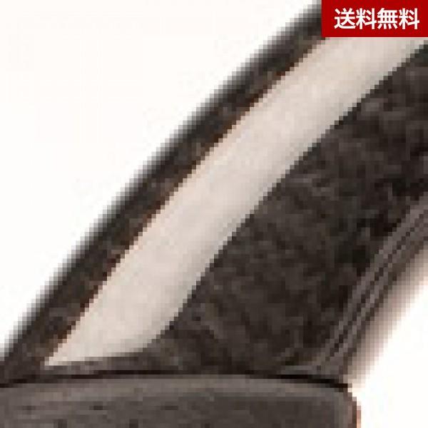 REAL エスティマ(30/40系後期)(2003年5月~2006年1月)オリジナルシリ-ズ ステアリング ブラックカーボン レッド×グレー ユーロステッチ
