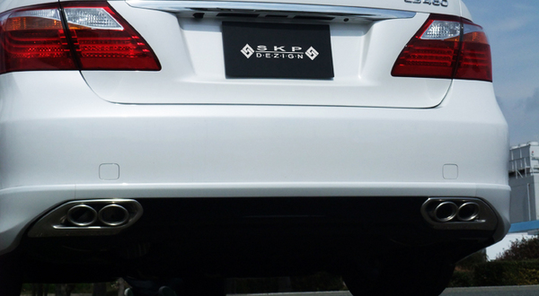 スキッパ- SKPDEZIGN Smart Line Series LEXUS LS460 Version SZ ラモーテール