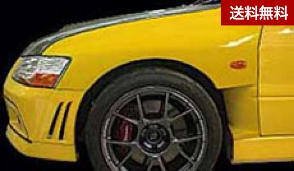 LANCER EVOLUTION VII AERO GT FENDER カーボン |個人宅発送不可