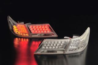 オデッセイ RB3/4 LEDテールランプ Ver2 カラー:クリア