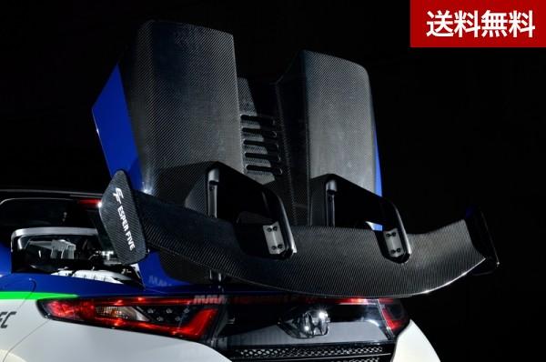 COMPETEC S660 VerI エンジンフード カーボン |個人宅発送不可
