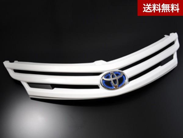 NEO SPEED for #50ESTIMA MC後( ~16.5) AERASバンパー専用 FRONT GRILLE for HYBRID 未塗装品 |個人宅発送不可