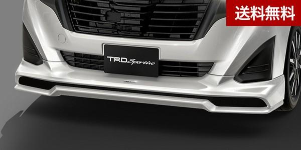 TRD ル-ミ-(ROOMY)フロントスポイラー(LEDなし) 素地(未塗装) |大型商品は個人宅発送不可/法人・西濃運輸支店止