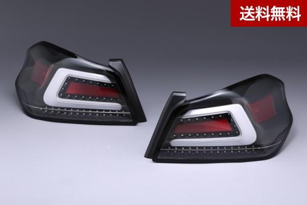 SUBARU WRX STI&S4(D~ ) VAB/VAG ARISING-1 LED TAIL LAMP DARK CLEAR