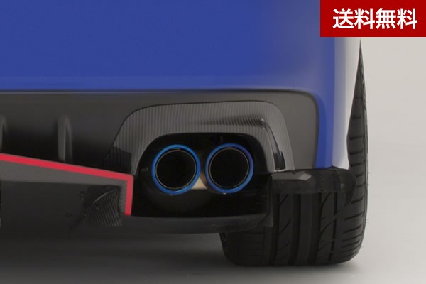 SUBARU WRX STI&S4(D~ ) VAB/VAG ARISING-1 CARBON HEAT SHIELDS (MUFFLER GUARDS) |個人宅発送不可