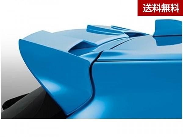 トヨタ カローラスポーツ(NRE21#系)H30/6~  リアウィンドウスポイラー(純正色塗装済み) 8W9「BLUE FLAME」