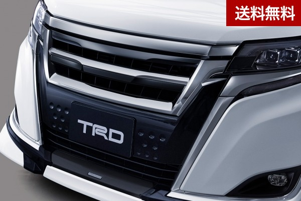 TRD エスクァイア( 8#系)フロントグリル(2019.1~  ) ICS無車用 XIグレード  大型商品は個人宅発送不可/法人・西濃運輸支店止