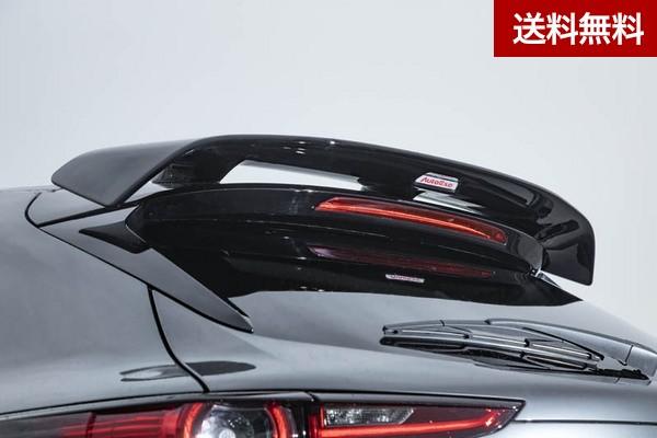 CX-30 DM-06 リアルーフスポイラー ピアノブラック塗装済 |全商品マツダ販売店発送不可・大型商品は個人宅発送不可