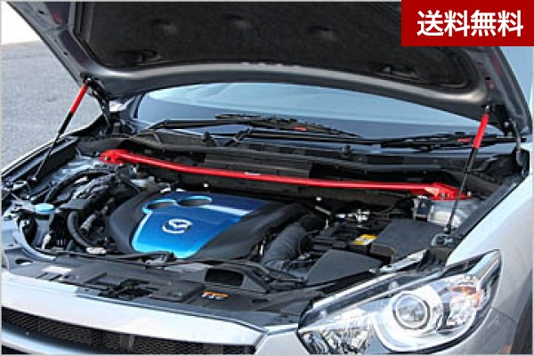 CX-5 ボンネットダンパ- (KE系全車) |全商品マツダ販売店発送不可・大型商品は個人宅発送不可