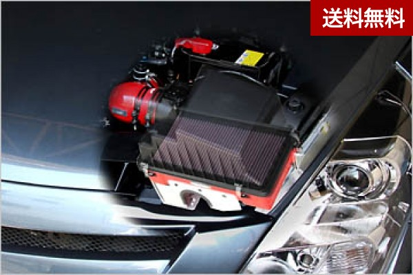 MPV(LY3P)スポ-ツインダクションボックス (全車) フィルタ-付き