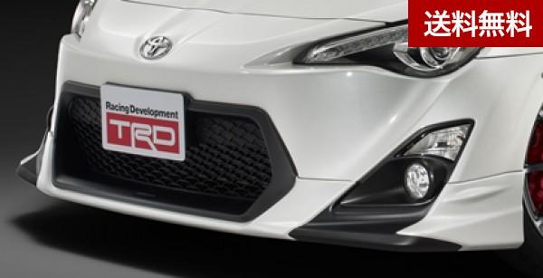 86 TRD Performance Line フロントスポイラー( ~2016.6) C7P(ライトニングレッド) |大型商品は個人宅発送不可/法人・西濃運輸支店止