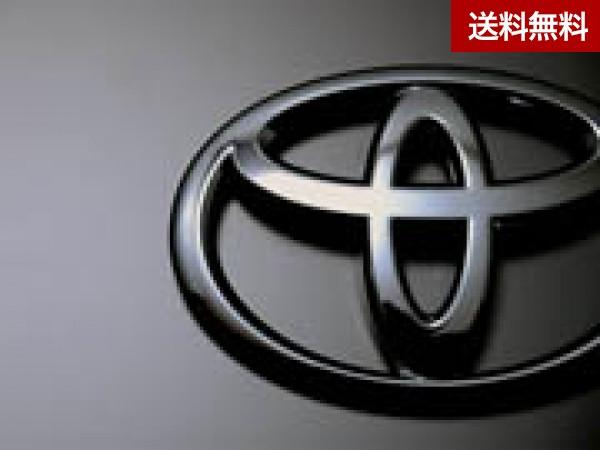 アルファード 30系 フロントトヨタアタッチメント ガソリンモデル 台座付SET  ブラックオニキス