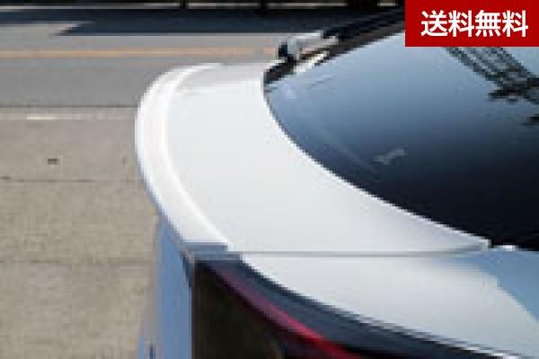 Grazio 50系プリウス トランクリップスポイラー (2015.12~2018.11) シルバ-メタリック(1F7)