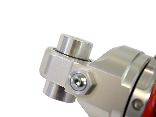 R1-Z YSS high-spec gas shock gas says pension 275 mm rebound adjuster yesterday stepless preload adjustment