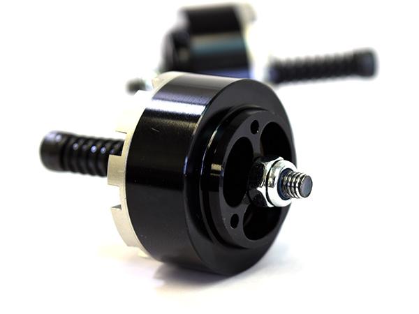 YSS 프런트 포크 PD밸브 2개 세트 29 mm 지름 PD포크 밸브 29φ