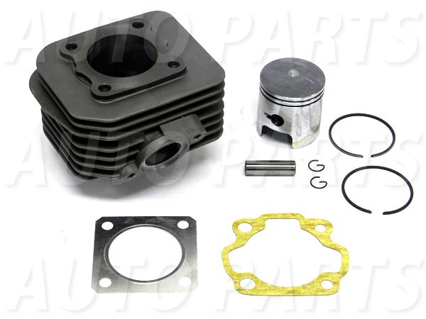 アルミレーシングボアアップキット アドレスV100 55mm 55φ 109cc 軽量 放熱性能アップ CA11A CE13A