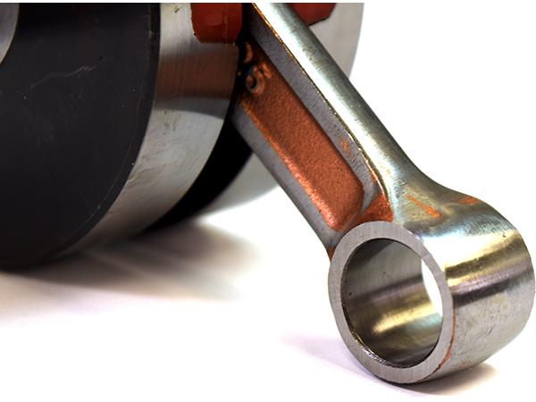 정밀빨강 크랭크 샤프트 JOG90 3 WF슬쩍밀기 90 악시스 90 3 VR레이싱 파트빨강 크랭크 고압축 노멀 스트로크 수지들이 42 mm STD 사이즈