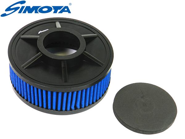 SIMOTA エアフィルター エレメント OKA-8095 バルカン800 VN800 バルカン 5%アップ ハイフロー エアー エレメント