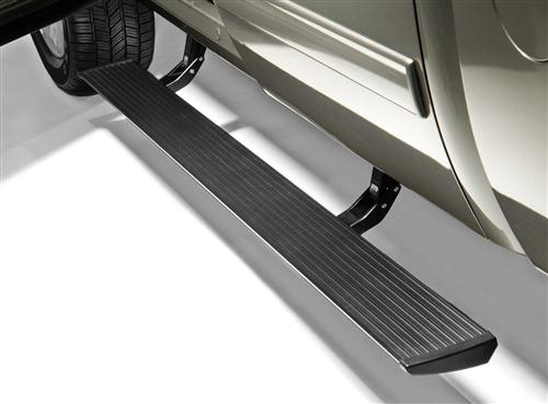 【US直輸入正規品】AMP Research(アンプリサーチ)電動パワーステップ (サイドステップ 左右) Chevrolet Silverado (シボレー シルバラード) ・GMC Sierra (シエラ)クルーキャブ/エクステンドキャブ2007-2013年
