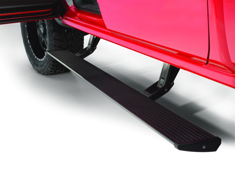 【US直輸入正規品】AMP Research(アンプリサーチ)電動パワーステップ (サイドステップ 左右)Chevy Silverado/Sierra(シボレーシルバラード シエラ)クルーキャブ/ダブルキャブ1500 2014年