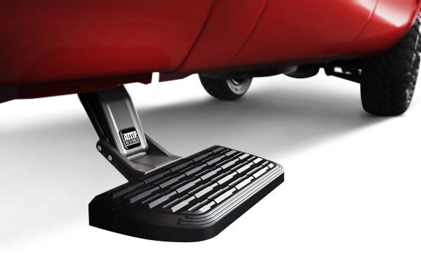 【US直輸入正規品】AMP Research(アンプリサーチ) ベッドステップ2 Toyota Tundra (タンドラ) レギュラー/ダブルキャブ 2007-2013年