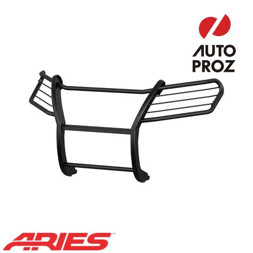 [ARIES 正規品] フォード エクスプローラー 2016-2017年式 グリルガード カーボンスチール セミグロスブラックパウダーコート