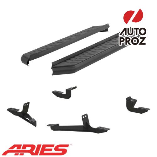 [Aries 正規品] トヨタ RAV4 5インチランニングボード ブラック