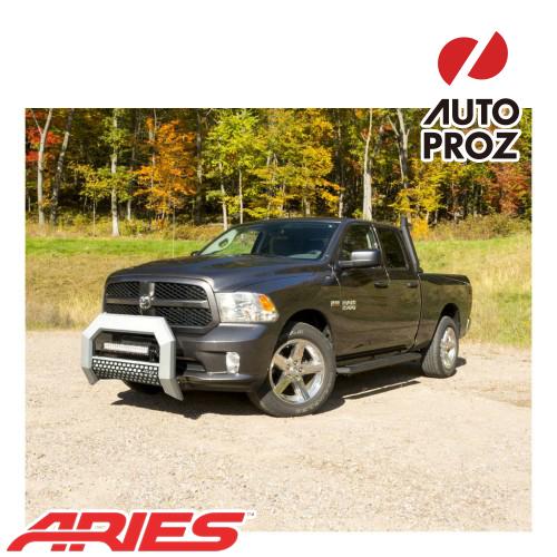 グリルガード ブルバー 安全 フロントグリル サイドステップ USアリーズ 直輸入正規品 現品 ダッジ 3500 5.5インチブルバー ブラック Aries ラム2500