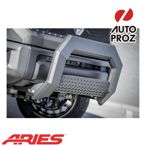 [USアリーズ 直輸入正規品] Aries トヨタ タンドラ 5.5インチブルバー ブラック
