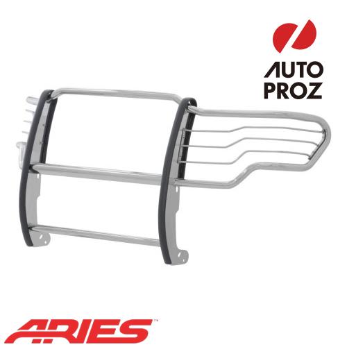 [USアリーズ 直輸入正規品] Aries フォード F150 グリルガード ステンレス製