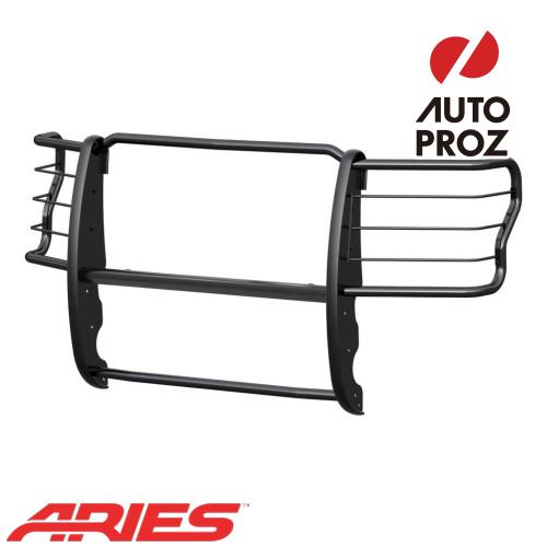[USアリーズ 直輸入正規品] Aries フォード スーパーデューティ F250/F350/F450/F550 グリルガード スチール製