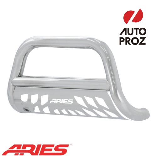 [USアリーズ 直輸入正規品] Aries 日産/ニッサン タイタンXD 3インチブルバー ステンレス製