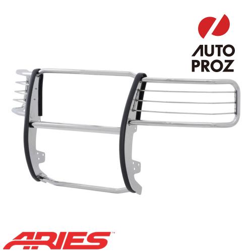 [USアリーズ 直輸入正規品] Aries フォード シルバラード 1500 グリルガード ステンレス製