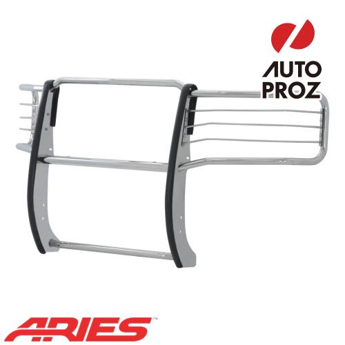 [USアリーズ 直輸入正規品] Aries シボレー シルバラード HD 2500/3500 グリルガード ステンレス製