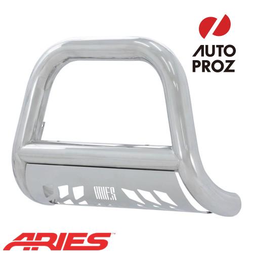 [USアリーズ 直輸入正規品] Aries シボレー シルバラード 1500 4インチブルバー ステンレス製