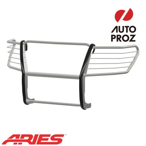 [USアリーズ 直輸入正規品] Aries 日産/ニッサン タイタン XD グリルガード ステンレス製