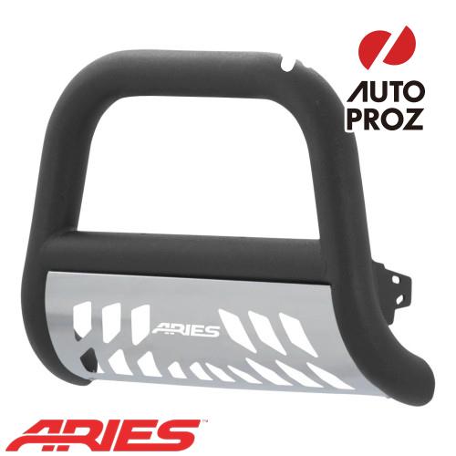 [USアリーズ 直輸入正規品] Aries 日産/ニッサン タイタン XD 4インチブルバー アルミ製