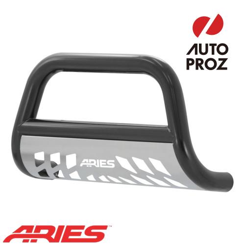 [USアリーズ 直輸入正規品] Aries フォード スーパーデューティ F350/F450/F550 3インチブルバー スチール製