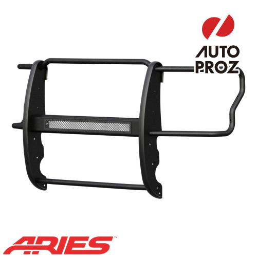 [USアリーズ 直輸入正規品] Aries フォード F250/F350/F450/F550 グリルガード スチール製