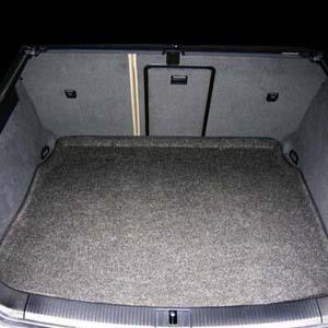 【Audi直輸入純正】アウディ A32006年式以降カーペットカーゴマット(ラゲッジマット カーゴトレー トランクマット)