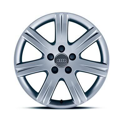 【Audi直輸入純正】アウディ A4 A617インチ ウィンターホイールAbitos アビトス※1本(ホイールのみ)
