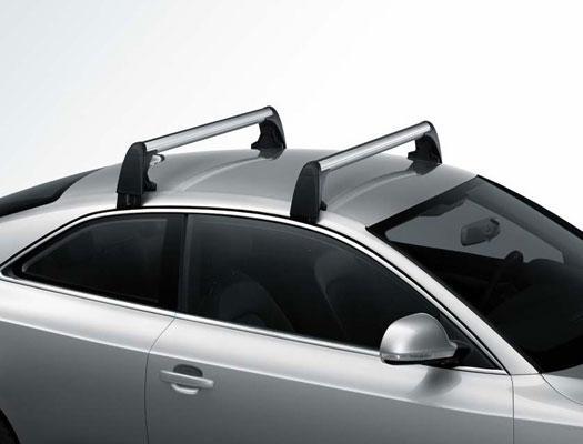 【Audi直輸入純正】アウディ A5 S52008年式以降ベースキャリアバー