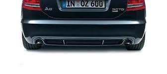 【Audi直輸入純正】アウディ A62005-2008年式リアスカート