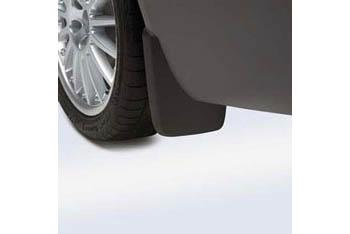 【Audi直輸入純正】アウディ A72011年式以降マッドガード/スプラッシュガード(泥除け) ※フロント リアセット
